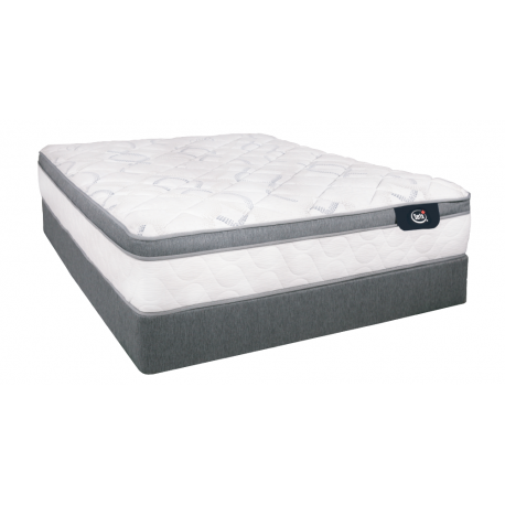 Serta Limited Edition Euro Top Plush Queen Mattress